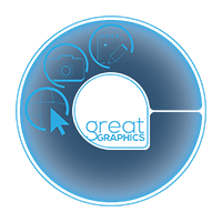 Graphic & Web Design Logo